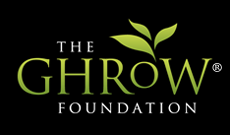 The GHRoW Foundation logo